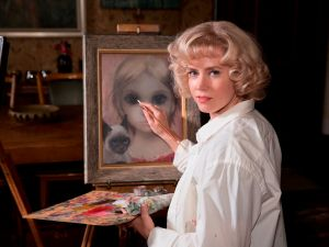 Amy Adams stars as Margaret Keane in Big Eyes.