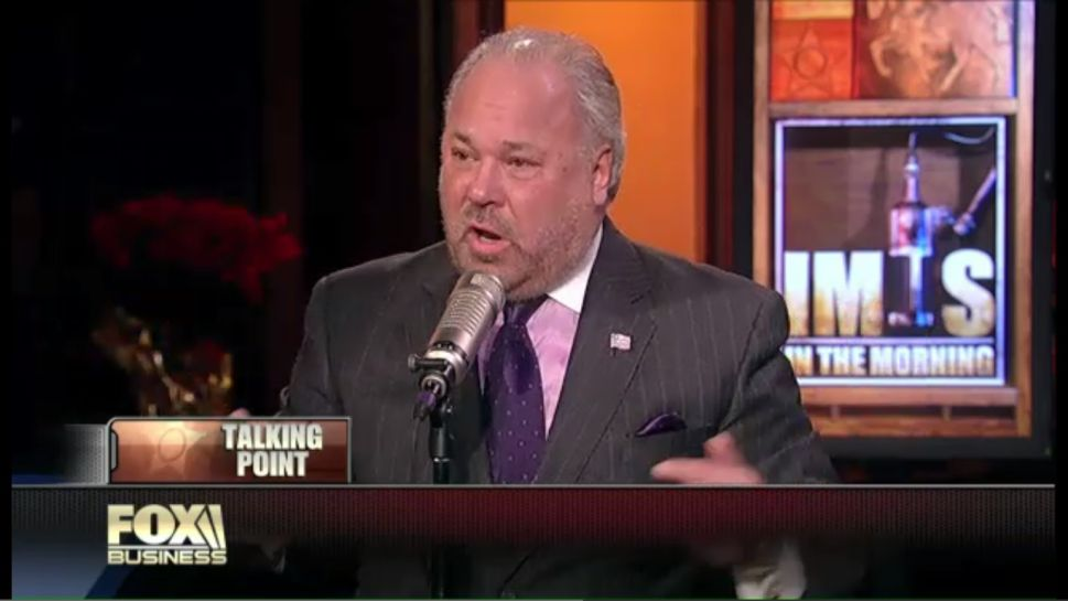 Bill de Blasio Doesn't Have Much to Say About Potential Challenger Bo Dietl