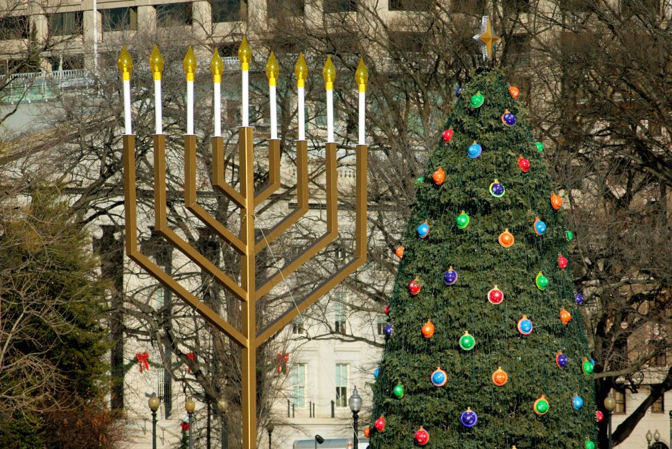 Celebrating Christmas is Weird for Jews, and the Times Is on It
