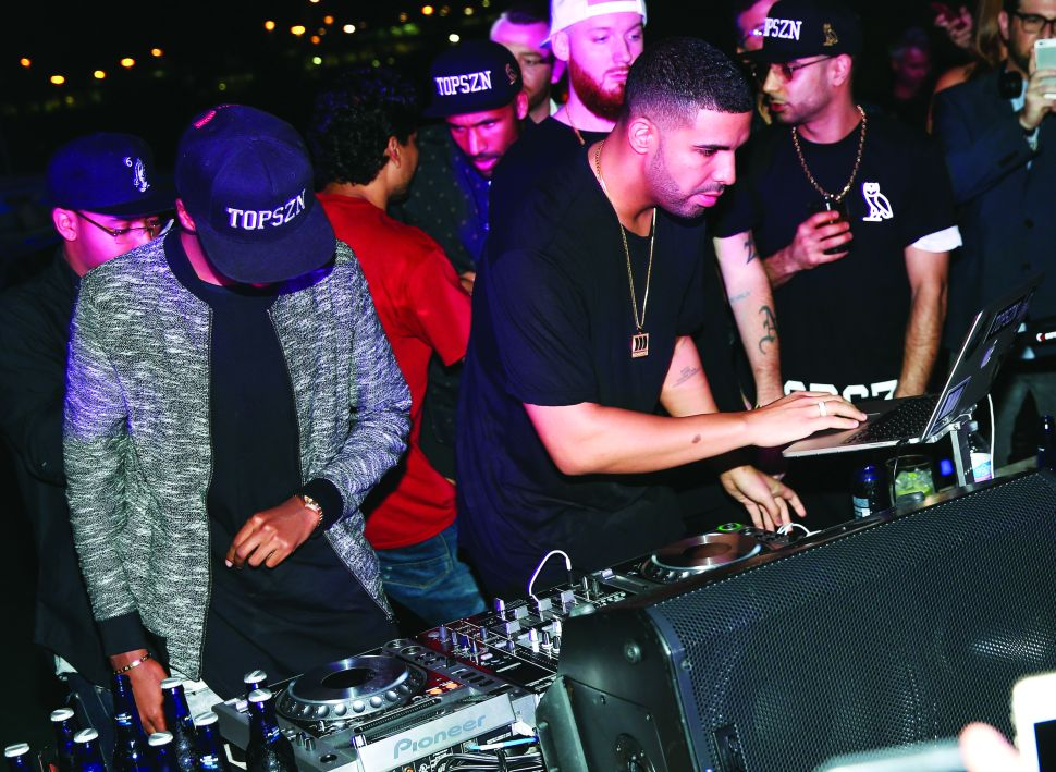 Started From the Basel Now We're Here: Drake Ends Miami Madness With a Mansion Party