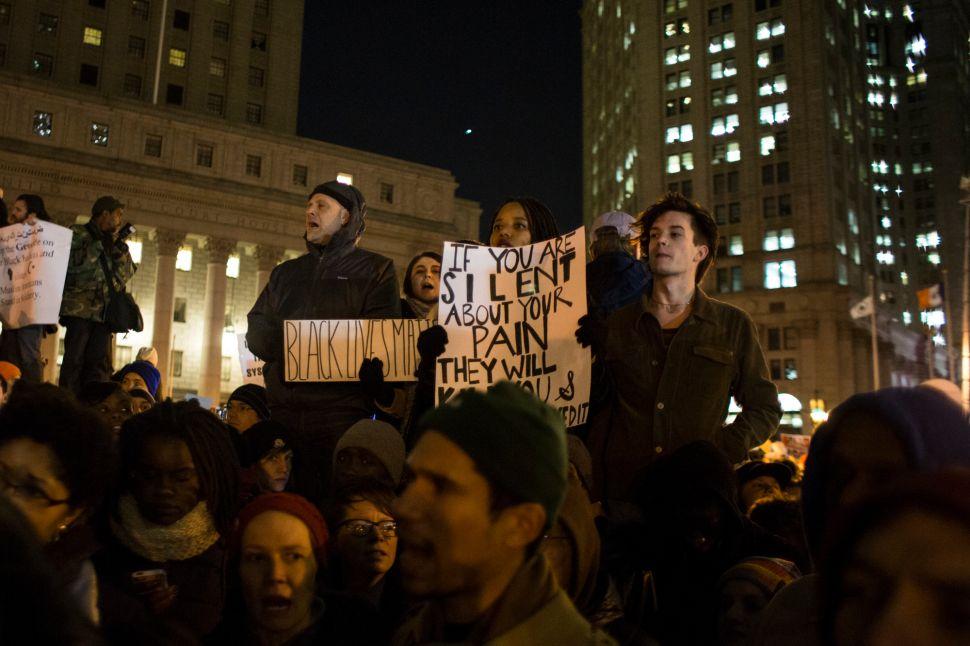 Bill de Blasio Wants Cop-Bashing CUNY Professor Fired If Found Guilty
