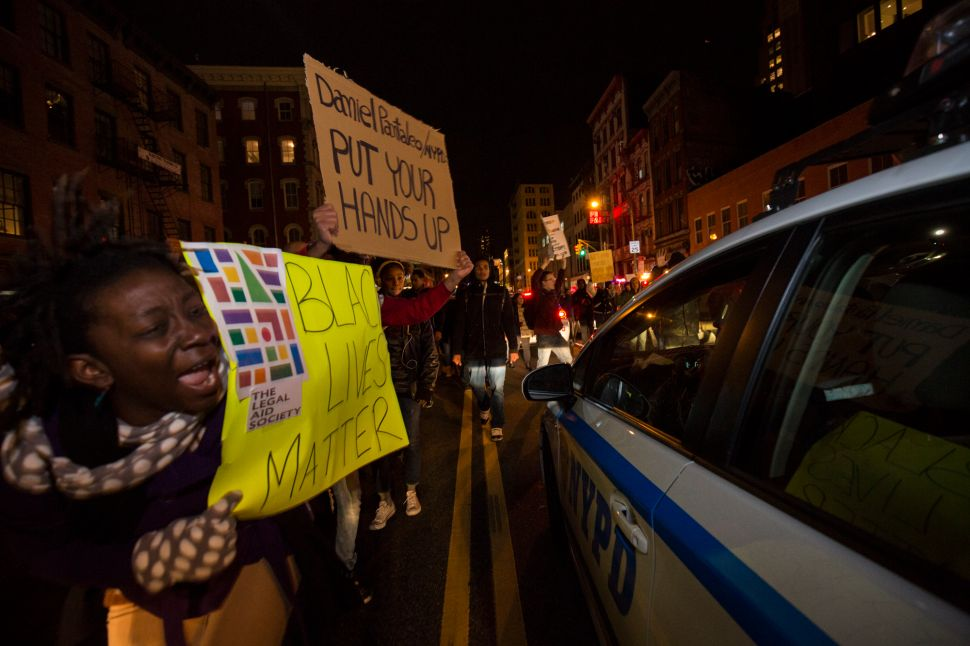 Majority of New Yorkers Want Protesters to Stop Blocking Traffic: Poll