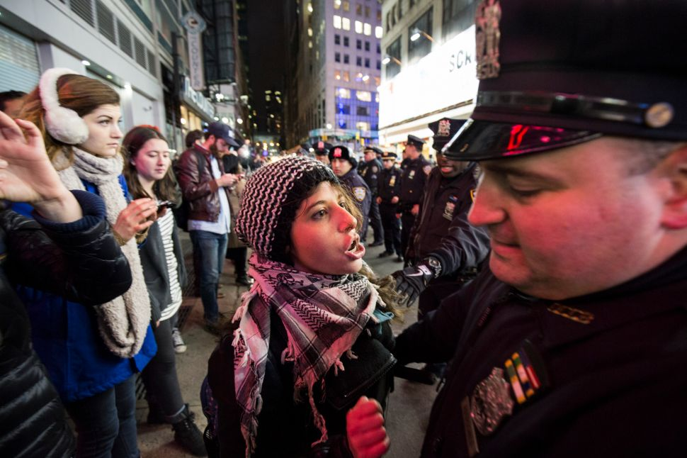 After Cop Murders, Police Reform Movement Ponders Next Steps