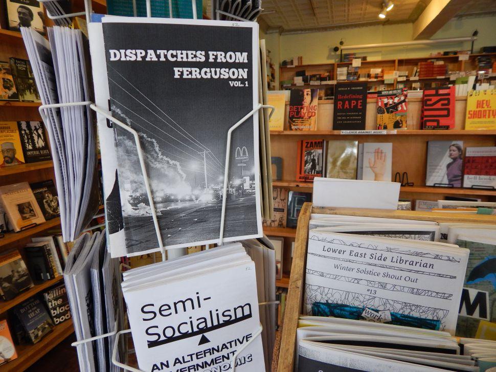 Bluestockings: The Lower East Side's Last Radical Bookstore
