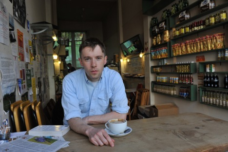 Duncan Campbell Wins the 2014 Turner Prize
