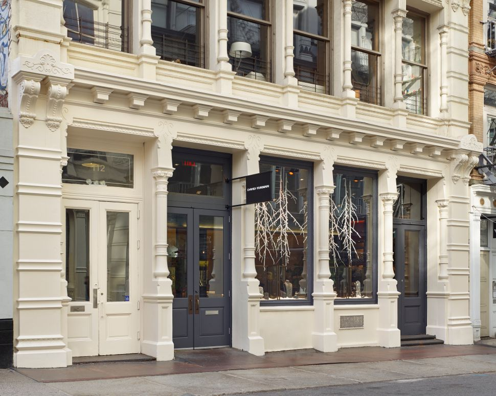 David Yurman Nods to Neighborhood's Arty Past in New Soho Boutique
