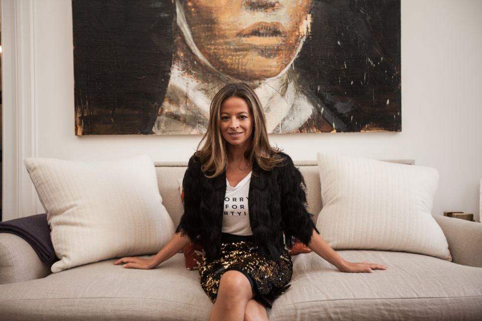 At Home on the Upper East Side With MILLY's Michelle Smith