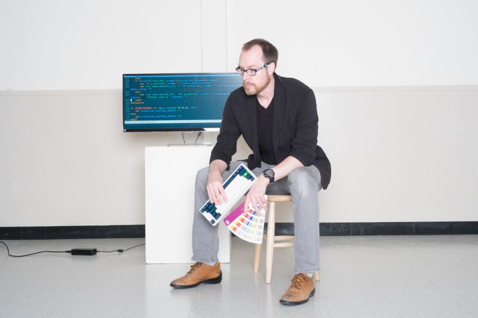 Meet the Man Behind 'Solarized,' the Most Important Color Scheme in Computer History