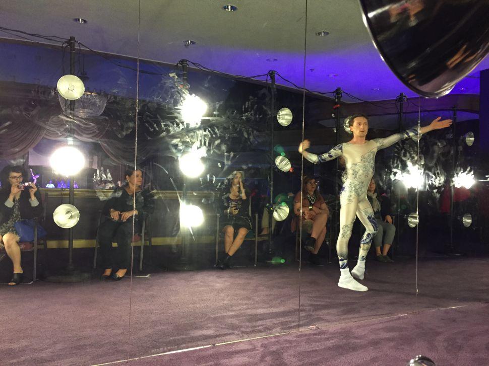 Ryan McNamara's Seedy 'ME3M' Ballet Redux for Miami Beach Is One to Remember
