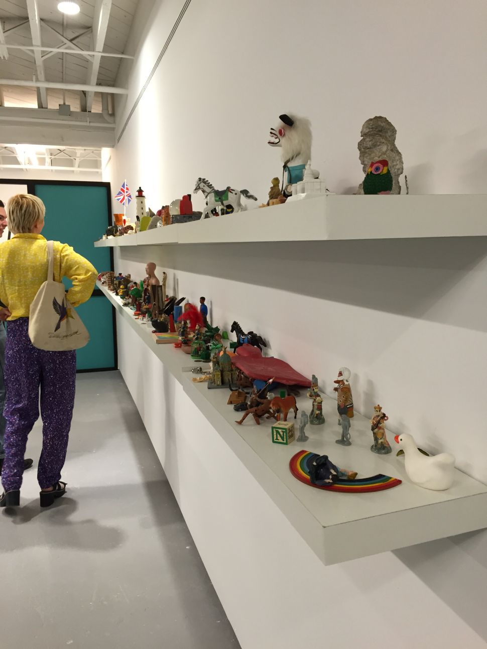 ICA Miami Offers Art Therapy to an Overstimulated Fair Crowd