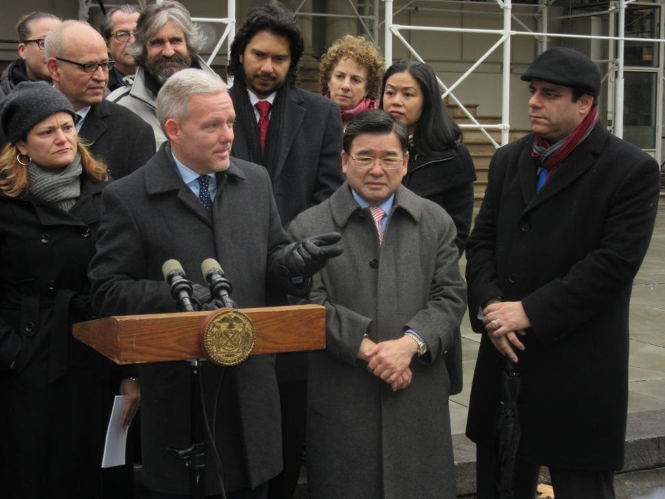 Mark-Viverito and Van Bramer Announce New Immigrant Arts Funding