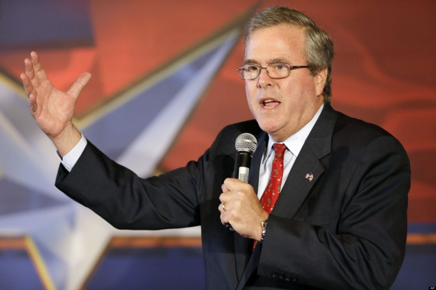 Jeb Bush for Prez N.J. fundraiser being organized for June, GOP source says