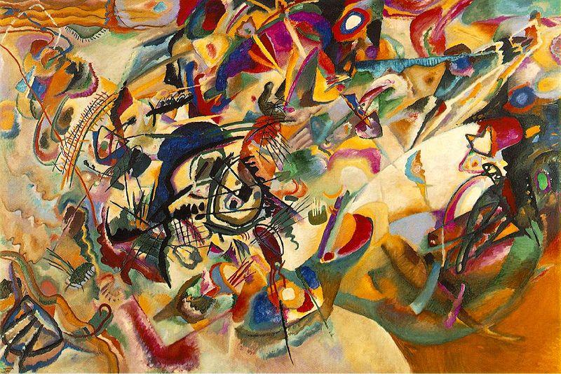 Art World Abstracts: Wassily Kandinsky's Synesthesia Explained, and More!