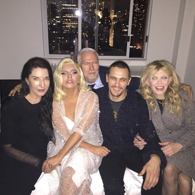 Art World Abstracts: Klaus Biesenbach Has a Star-Studded Holiday Party, and More!