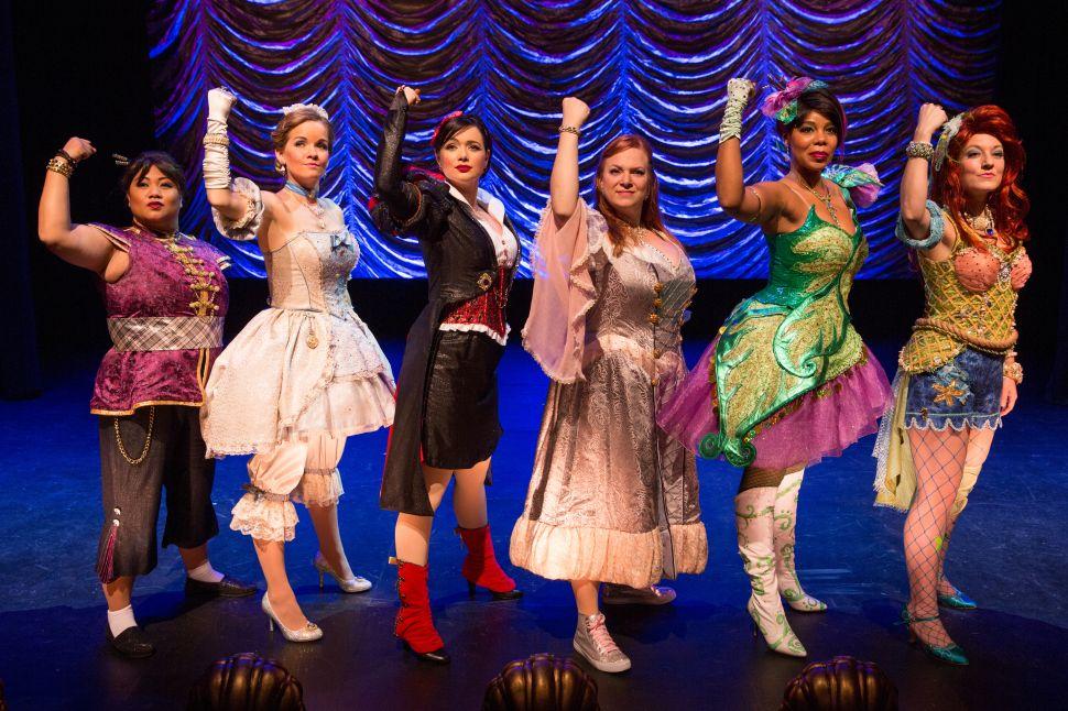 Fairy Tale Flip: 'Disenchanted!' Is a Disney Spoof Where Princesses Let It Go