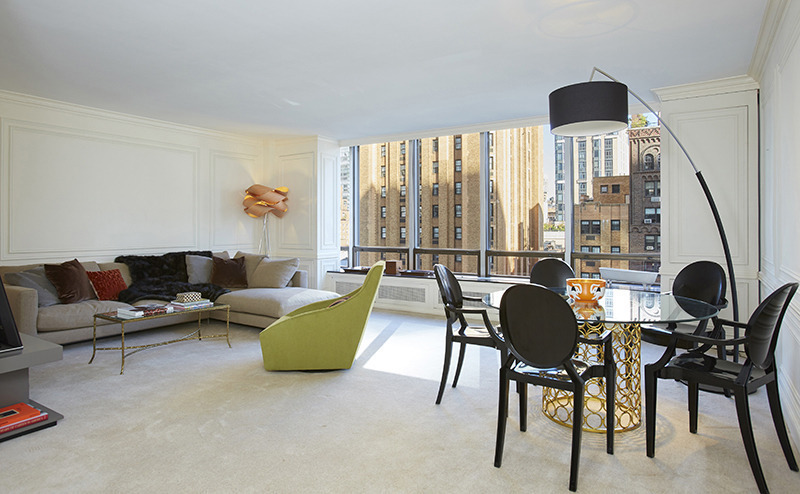 'House of Outrageous Fortune' Author Buys Home of More Modest Fortune at UN Plaza