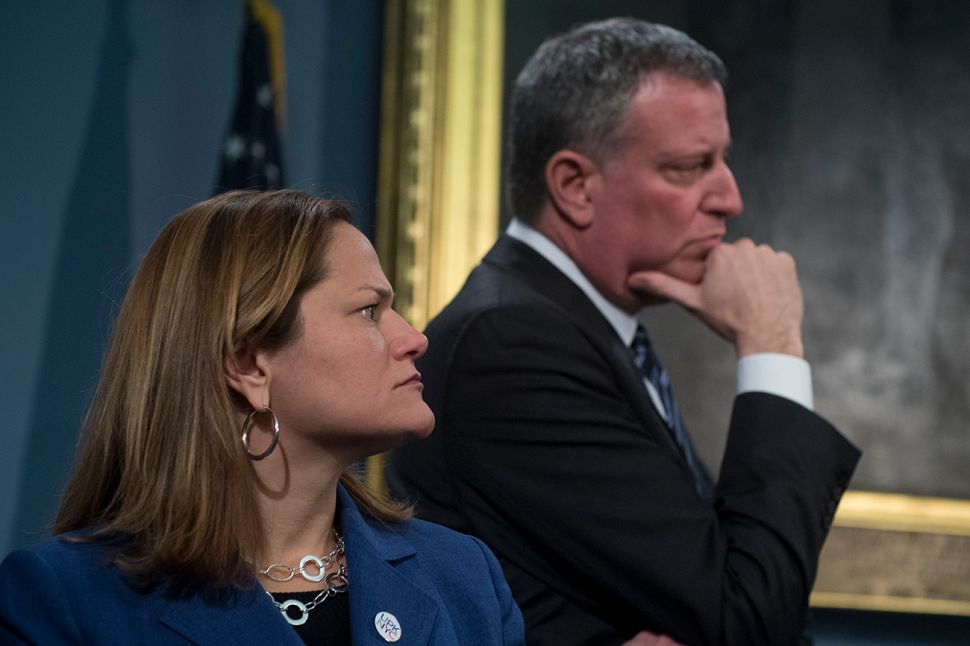 Mark-Viverito Blasts de Blasio's Attempt to 'Save Face' on Uber Deal