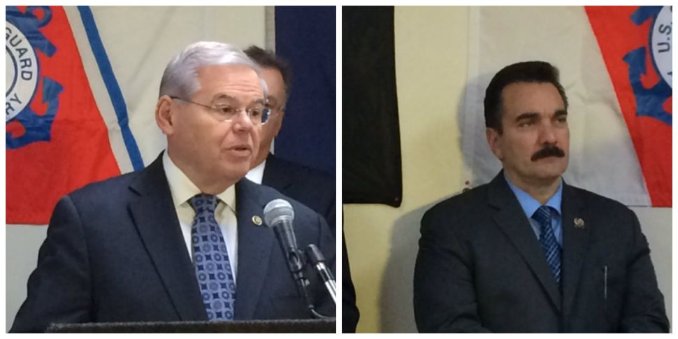 Menendez, Prieto offer measured responses to Schar report on Bridgegate