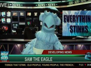 Saying goodbye to The Newsroom.
