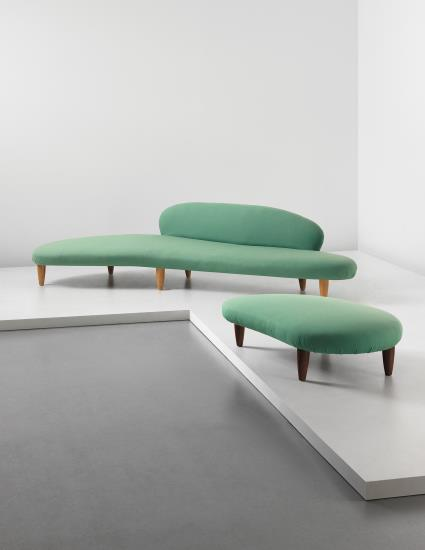 The Six-Figure Sofa: Mid-Century Modern Goes on the Block