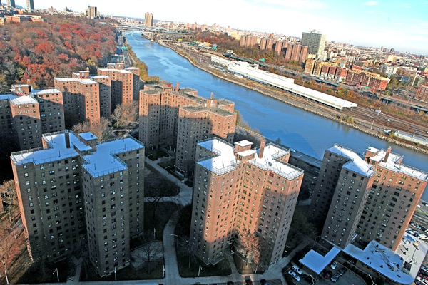 City on the Edge: The Problems, Policies, Politics and People of NYCHA