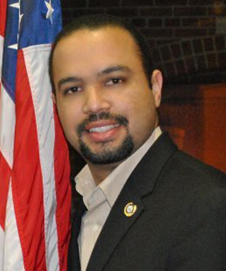 Rodriguez won't pursue Paterson 1st Ward seat