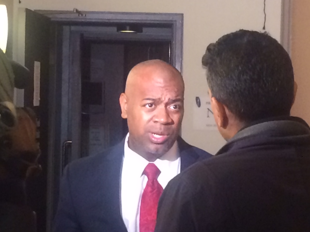 """Baraka on lack of indictment in Staten Island chokehold death: """"At least give us the decency to have a trial"""""""