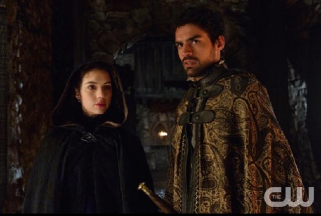 'Reign' Midseason Finale Recap: Ghost Sex