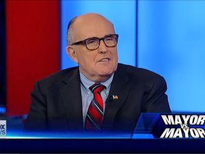 Mayor Rudolph Giuliani on Fox News (Screengrab: Fox News).