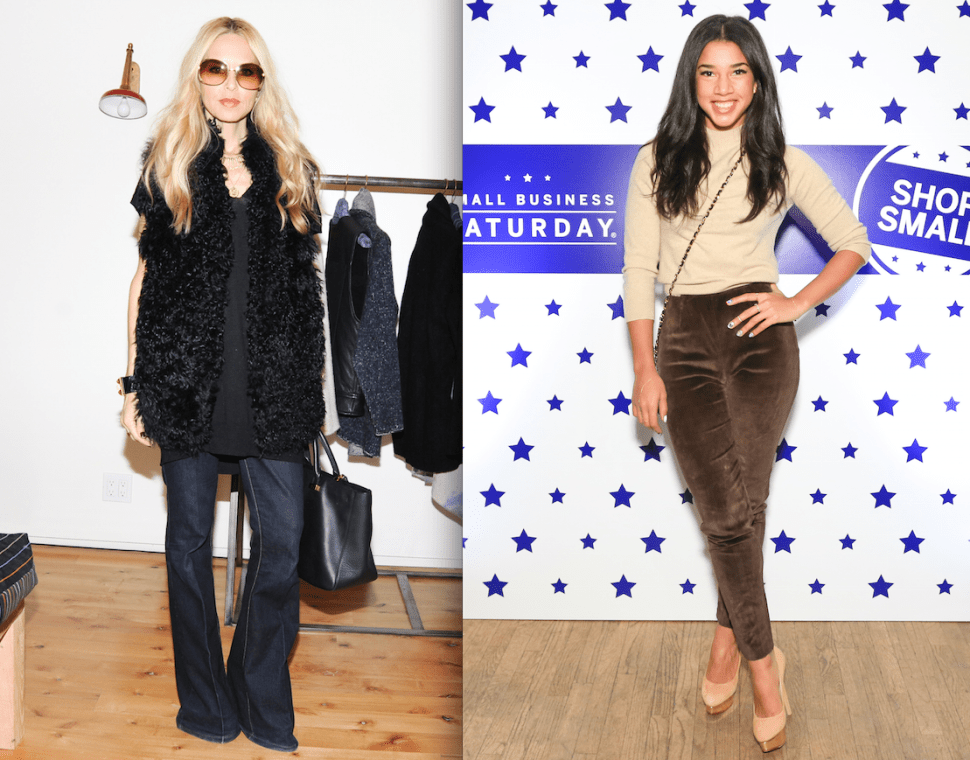 LA vs. NYC Fashion Faceoff: '70s Style With Rachel Zoe and Hannah Bronfman