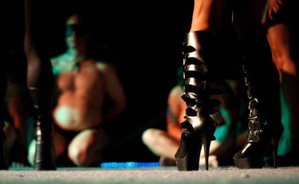 The new regulations come as a blow to makers of fetish porn. (Getty)