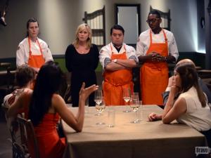 It's time for restaurant wars. (Photo: Bravo TV/BravoTV.com)
