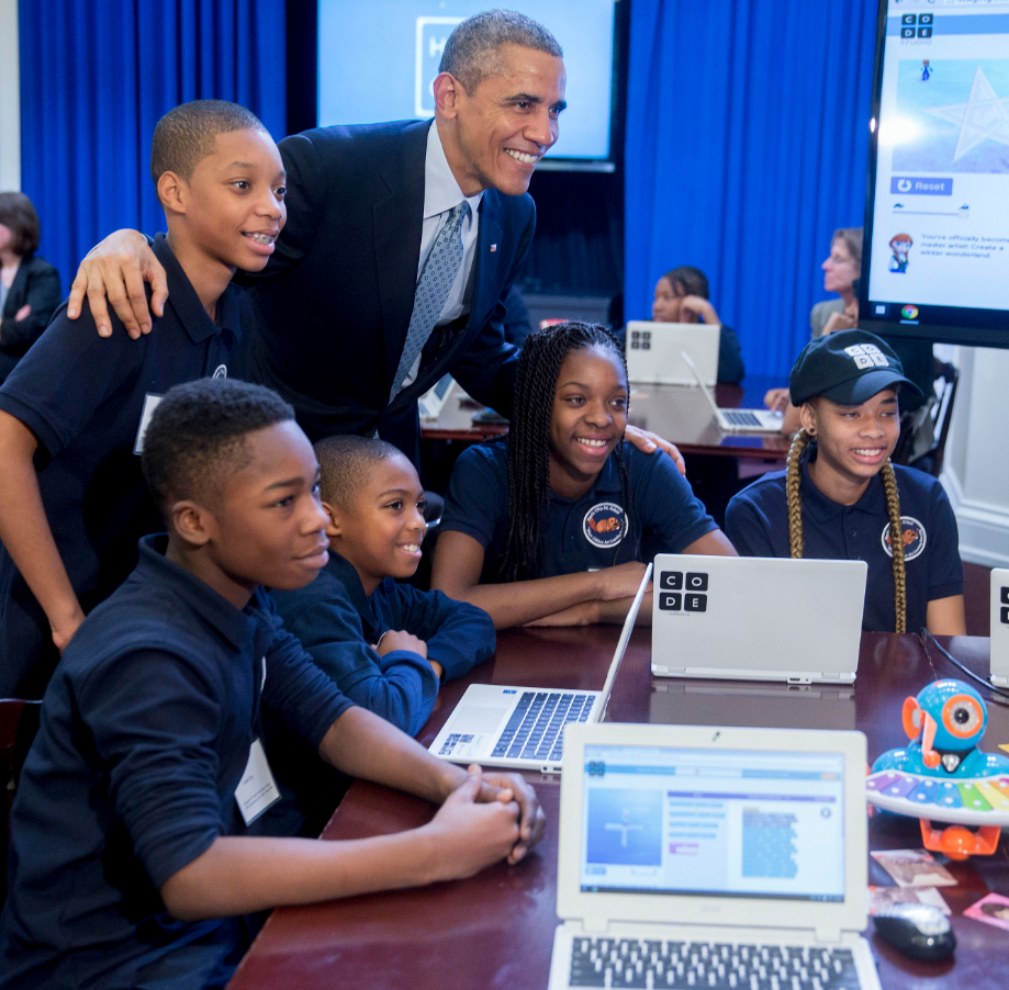 Obama Spends One Hour Coding In His Entire Life, Moves On