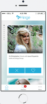Tired of Tinder? Dating App 'Hinge' Scores $12 Million in Funding
