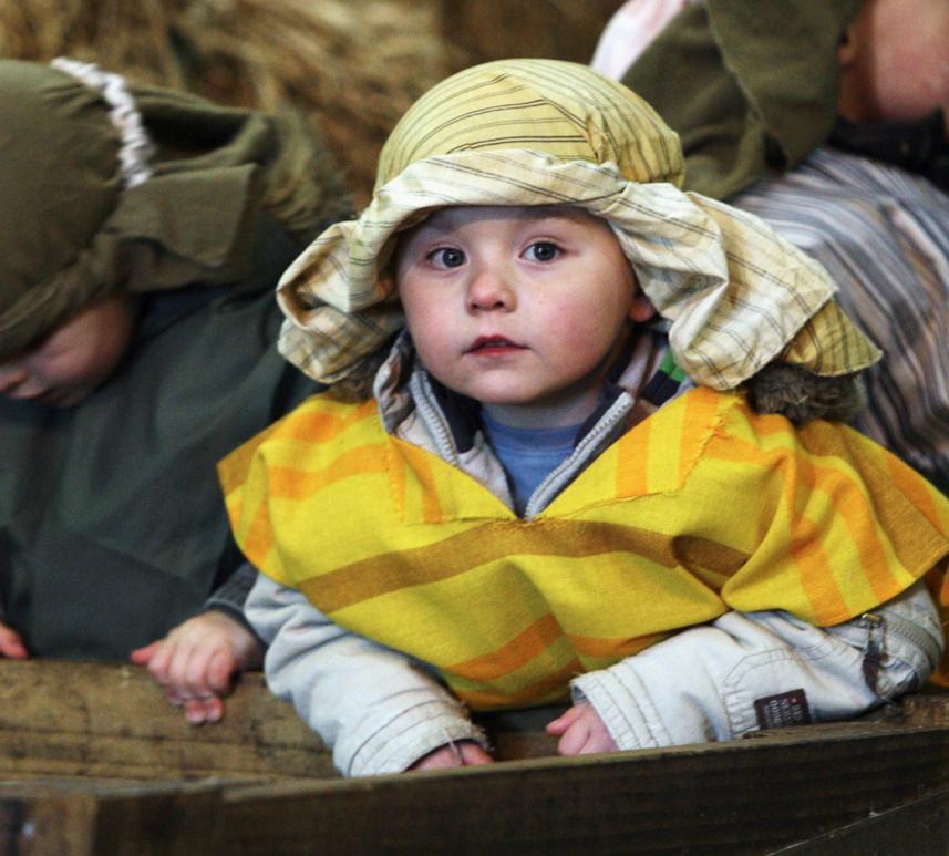 Manger Danger: Churches Using GPS to Track Stolen Baby Jesuses