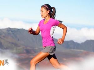 Fitness tech won't suddenly make you love running up mountains. (RockMyRun)