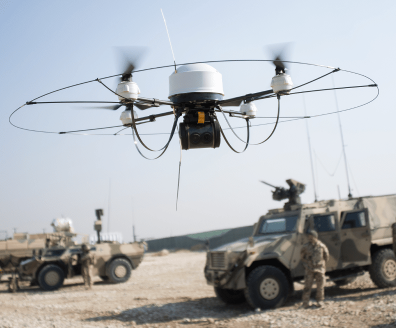 DARPA Wants to Build Military Drones Based on Hawks and Insects
