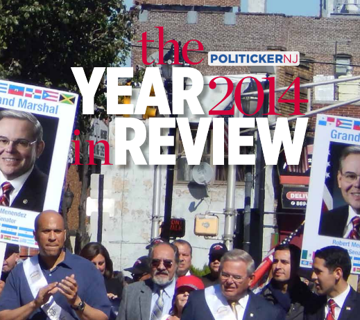 Presenting: PolitickerNJ's 2014 Year in Review