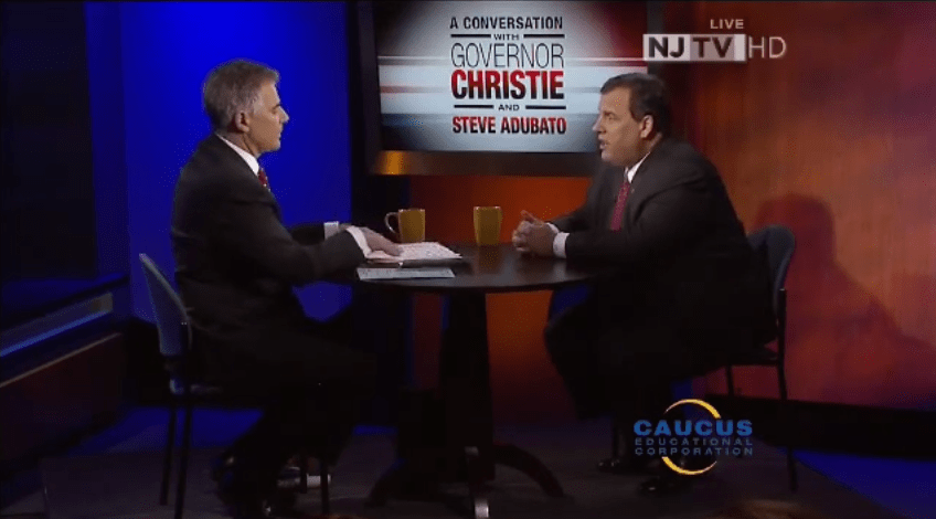 Echoing de Blasio, Christie calls for respect in wake of NYPD shootings