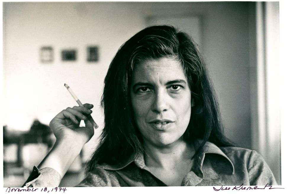 To Do Friday and Saturday Night: See Susan Sontag Documentary