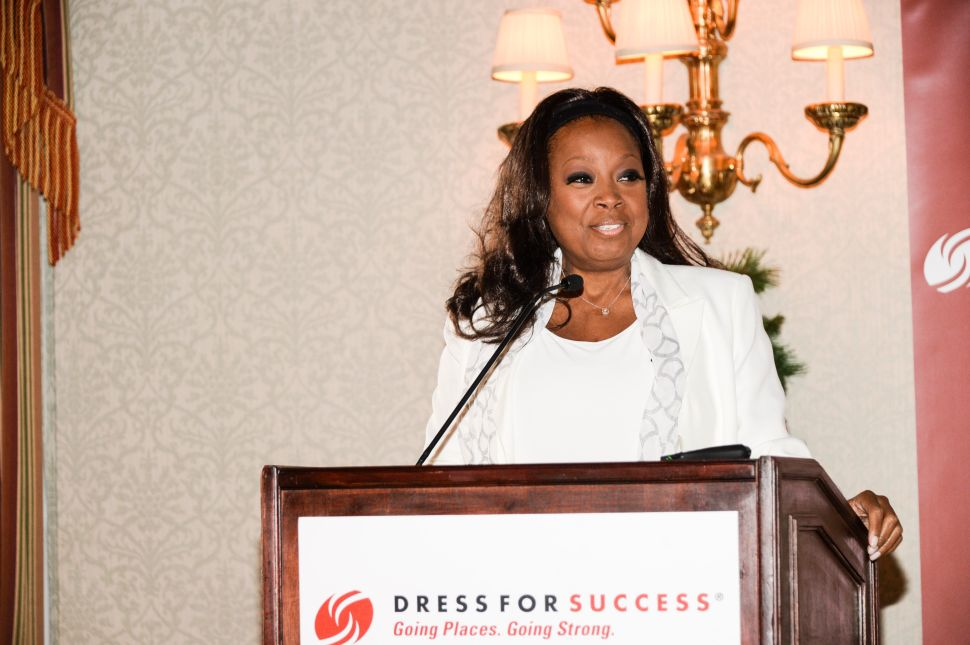 Dress For Success: Star Jones, Soledad O'Brien Rally for Holiday Donations