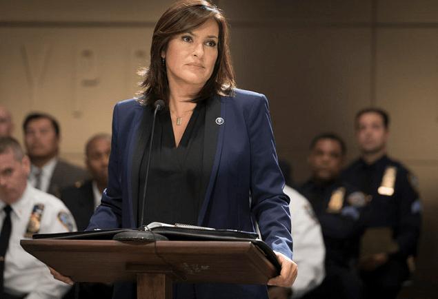 'Law & Order: SVU' Recap 16×9: Defending Benson