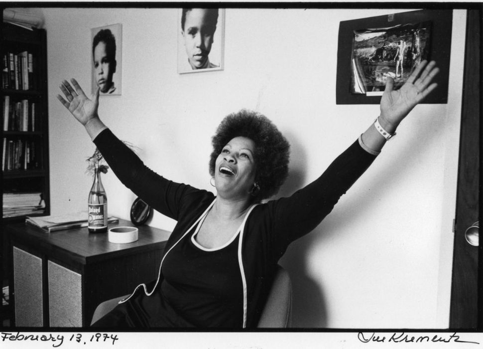To Do on Monday: The Nation Institute Honors Toni Morrison
