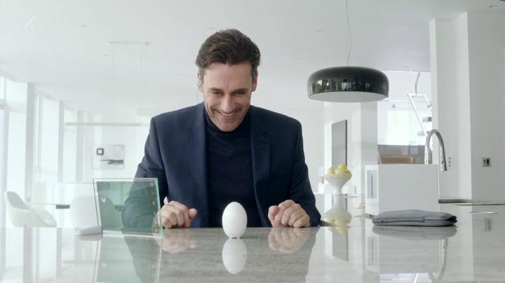 Update: Watch the 'Black Mirror' Christmas Special With Jon Hamm (Video)