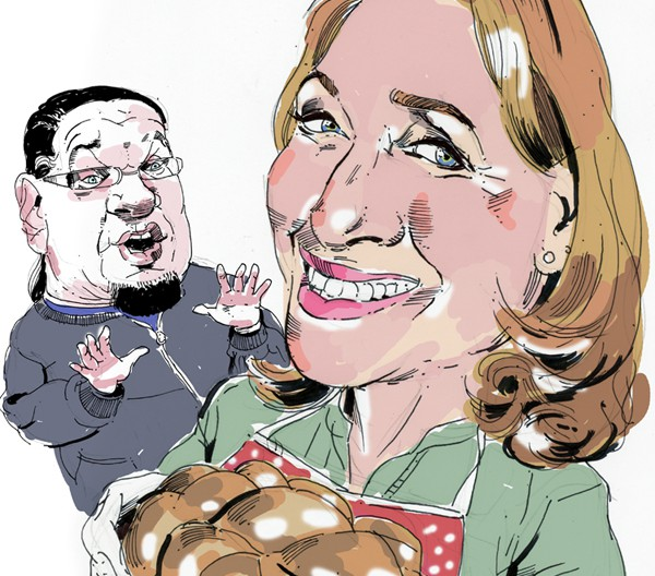 Comedian Judy Gold Talks Judaism, East vs West, and Her Time on 'Celebrity Wife Swap'