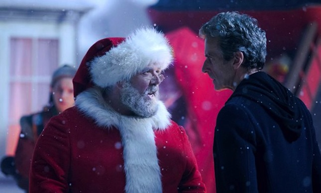 'Doctor Who' Christmas Special 2014 Recap: The Ghost of Christmas Never