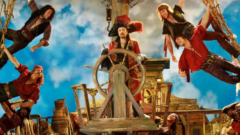 Eating 'Crow': A Review of NBC's 'Peter Pan Live!'