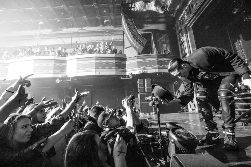 G-Eazy Drives the Ladies Crazy at Webster Hall