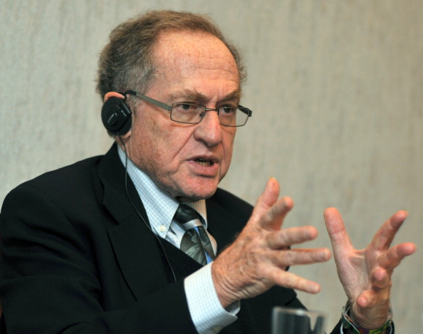 Dershowitz: Obama Is an Abject Failure—by His Own Standards