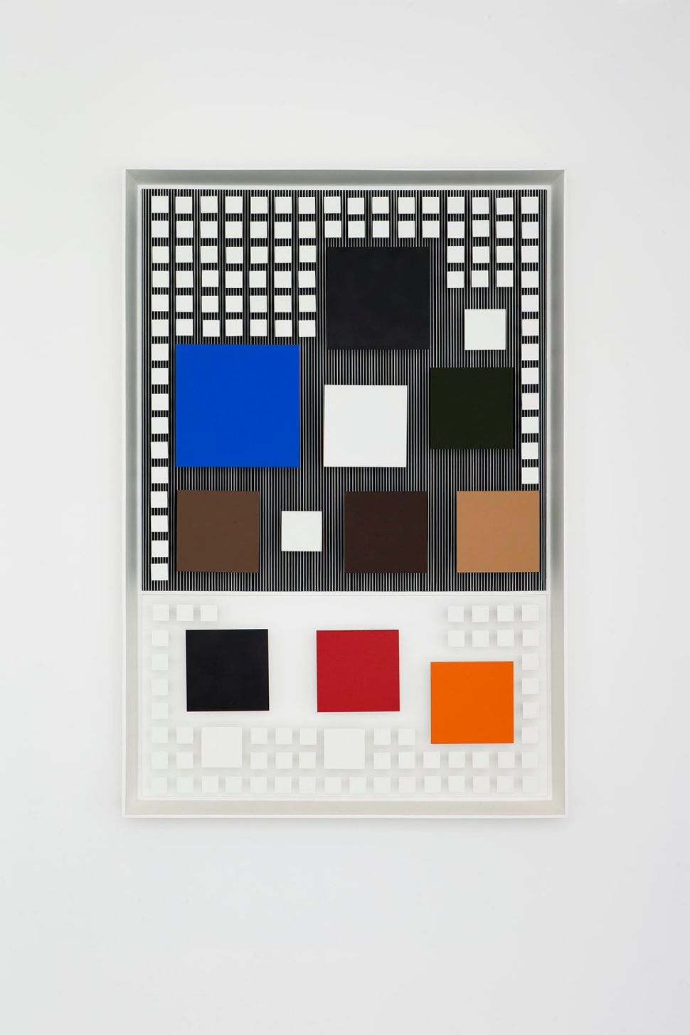 The Missing Link: Galerie Perrotin States the Case for Jesús Rafael Soto